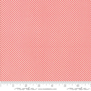 Pink Candy Stripes Fabric