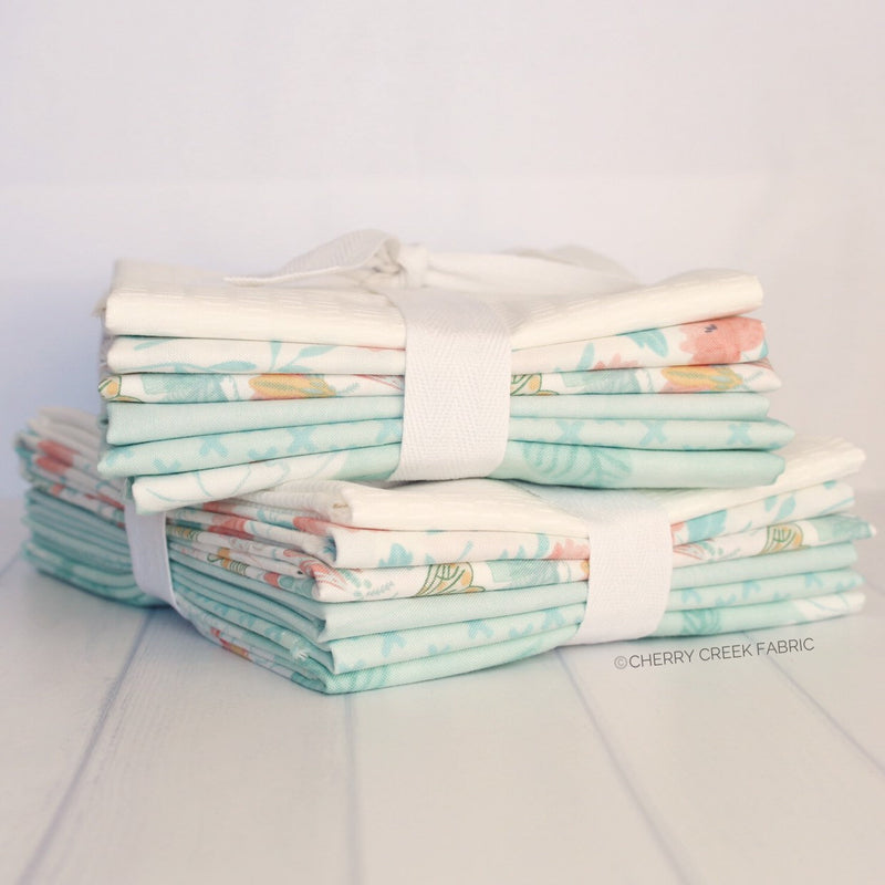 Twilight Mist Half Yard Bundle from Twilight Collection at Cherry Creek Fabric