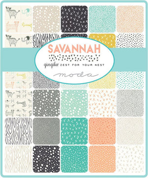 Savannah Mini Charm Pack