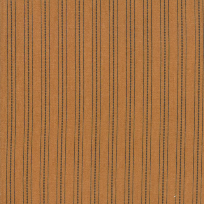 Gold Country Stripes Fabric
