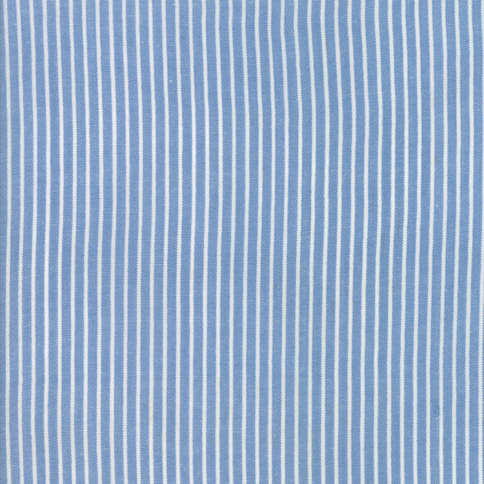 Chambray Stripe Woven Fabric