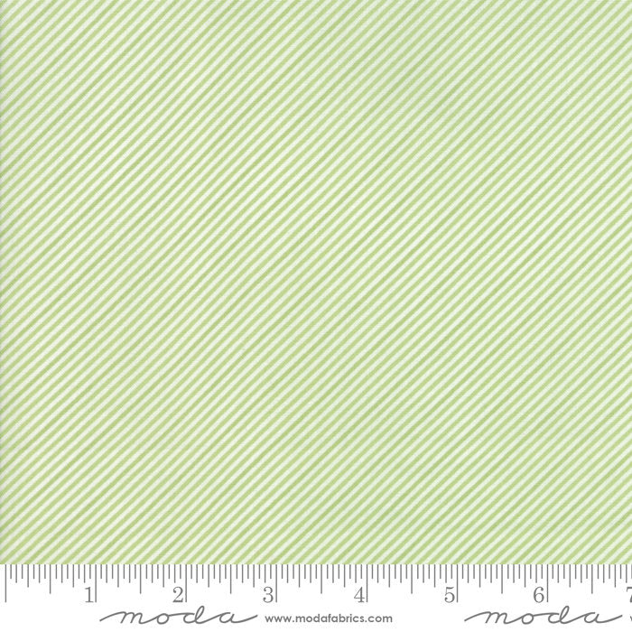 Green Stripes Fabric from Coledale Collection at Cherry Creek Fabric