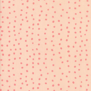 "60"" Peach Strings Snuggle Fabric from Enchanted Collection at Cherry Creek Fabric"