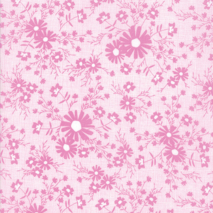 Lavender Floral Meadow Fabric from Sunnyside Up Collection at Cherry Creek Fabric