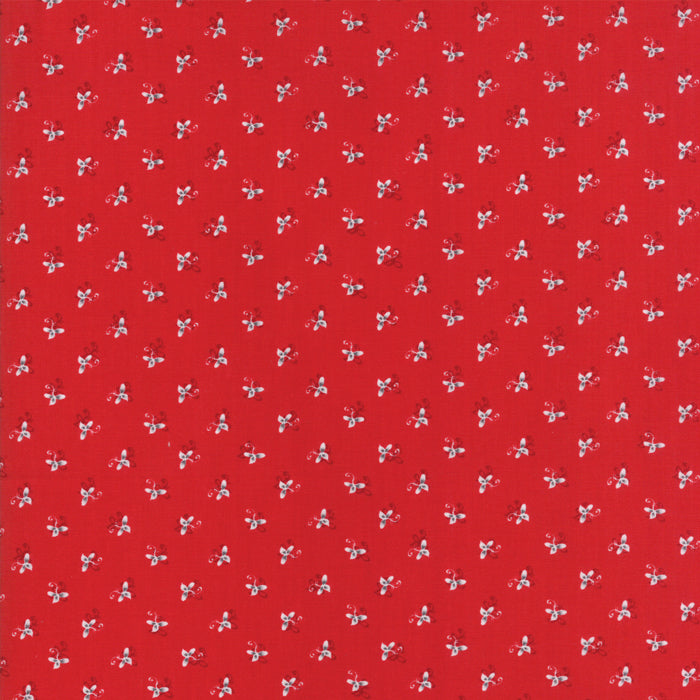 Red Bunad Fabric from Sno Collection at Cherry Creek Fabric