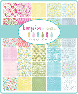 Bungalow Layer Cake from Bungalow Collection at Cherry Creek Fabric