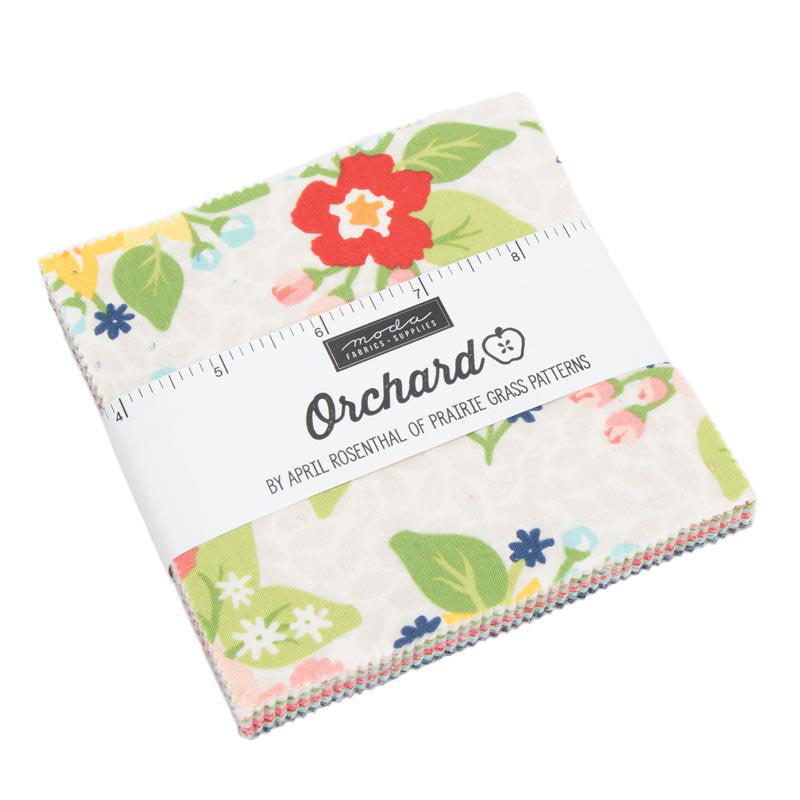 Orchard Charm Pack from Orchard Collection at Cherry Creek Fabric