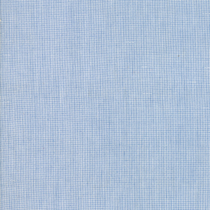 Chambray Mini Check Woven Fabric