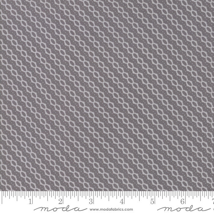 Strawberry Jam Fabric - Grey Summer Stripe Fabric - Corey Yoder - Moda Fabric - Stripe Fabric - Binding Fabric - Fabric by the Yard from Cherry Creek Fabric & Crafts Collection at Cherry Creek Fabric