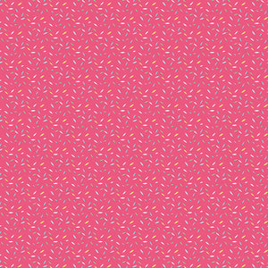Pink Sprinkles Fabric from Serendipity Collection at Cherry Creek Fabric