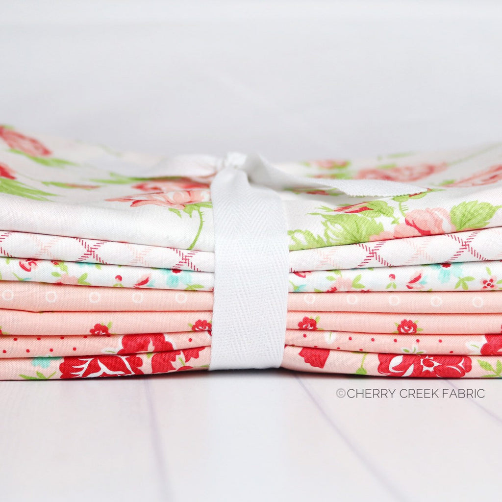 Smitten Pink One Yard Bundle
