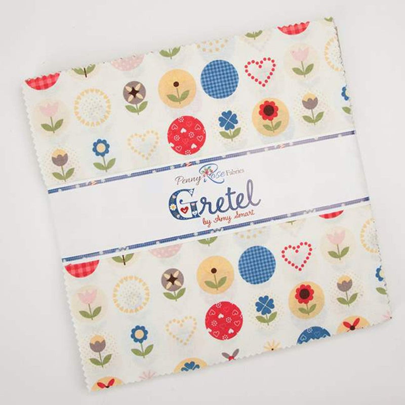 Gretel Layer Cake Fabric