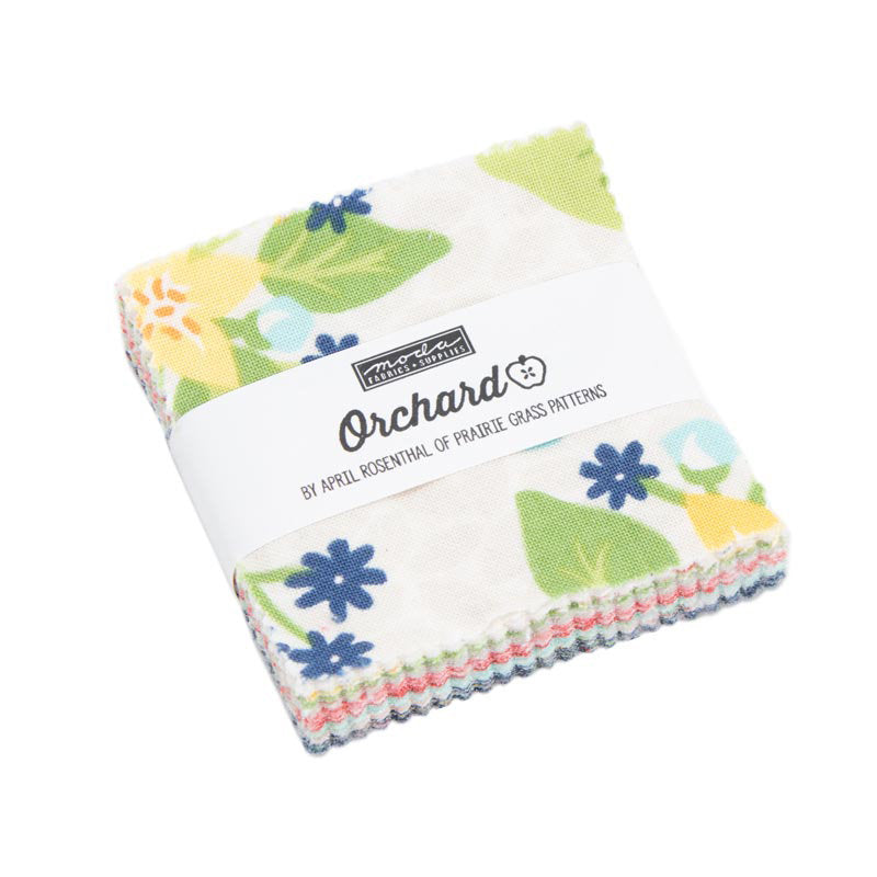 Orchard Mini Charm Pack from Orchard Collection at Cherry Creek Fabric