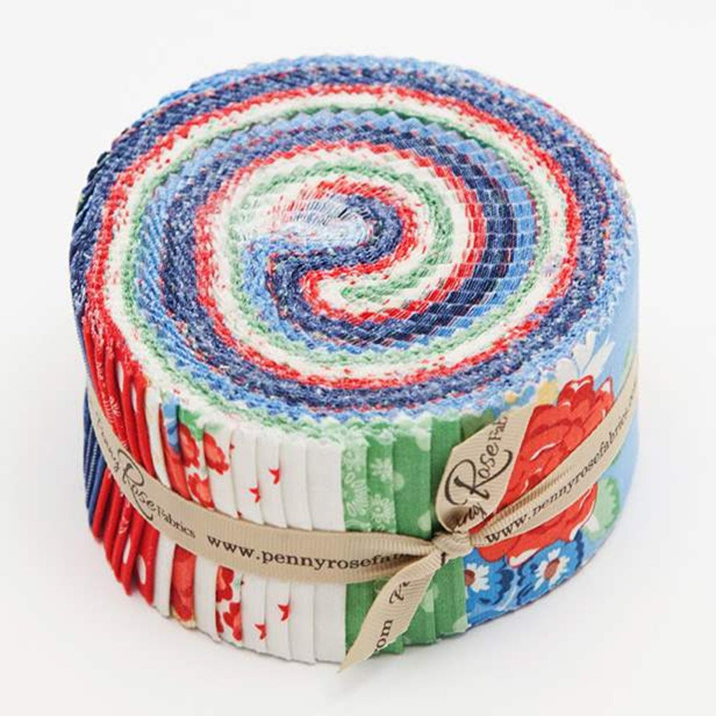 Harry & Alice Jelly Roll Fabric