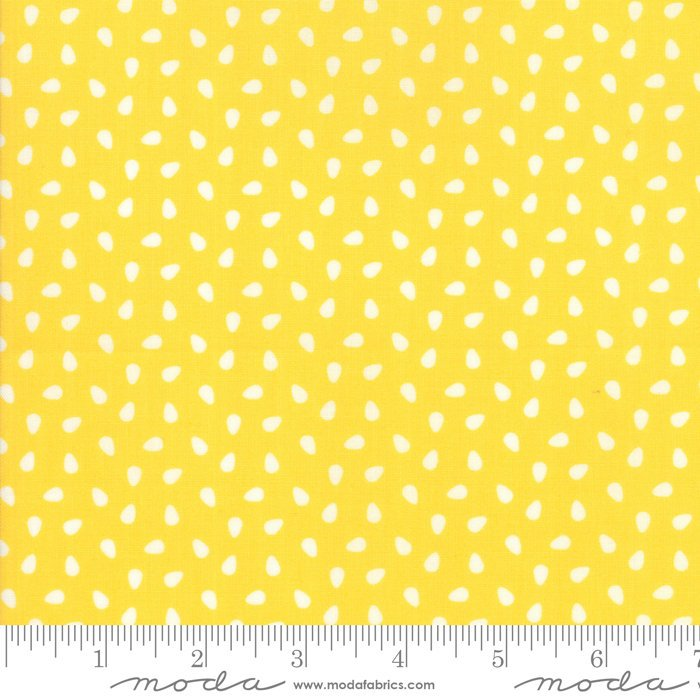 Yellow Seeds Fabric from All Weather Friend Collection at Cherry Creek Fabric