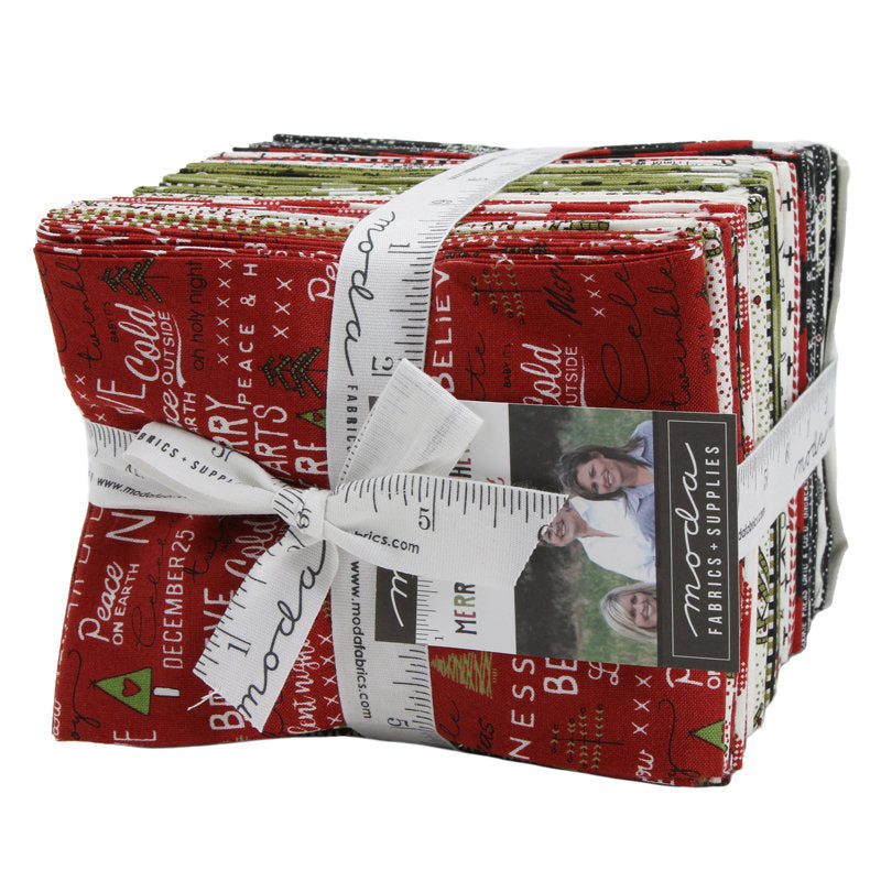 Merry Starts Here Fat Quarter Bundle