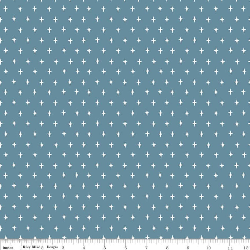 Lancelot by Citrus & Mint | END OF BOLT 1 yd + 21