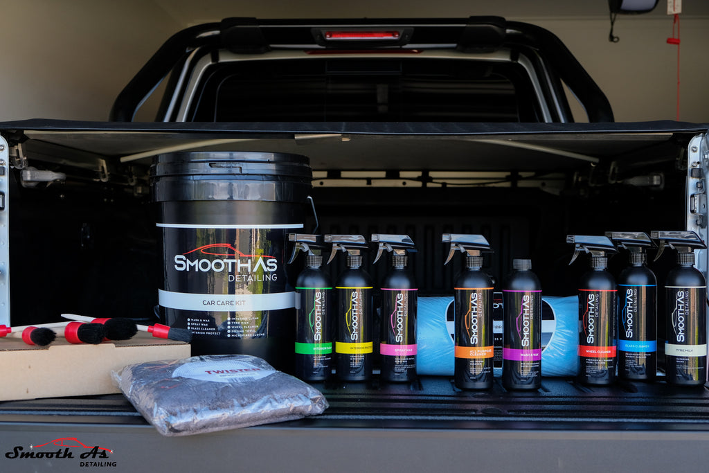 Ultimate Car Care Kit