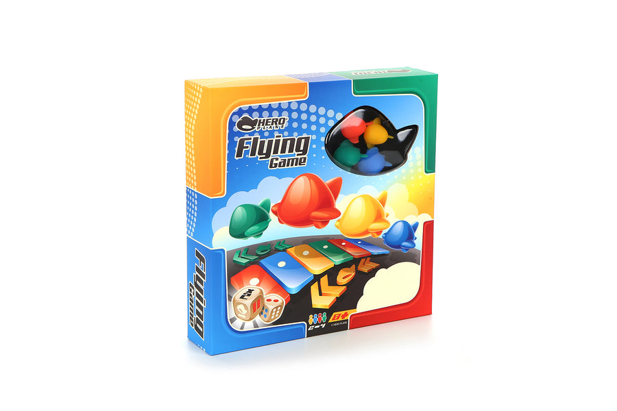 家庭裝飛行棋 Hero Plane® Flying Game (Family Pack)