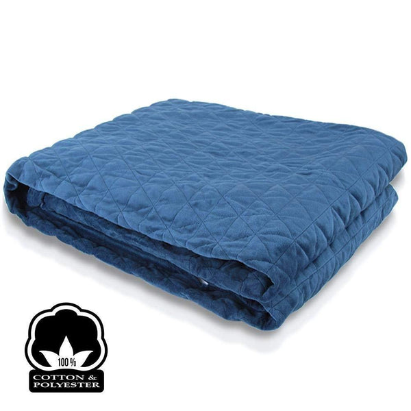 Weighted Gravity Blanket 20lb SLHVBLKT20 - SereneLife Home