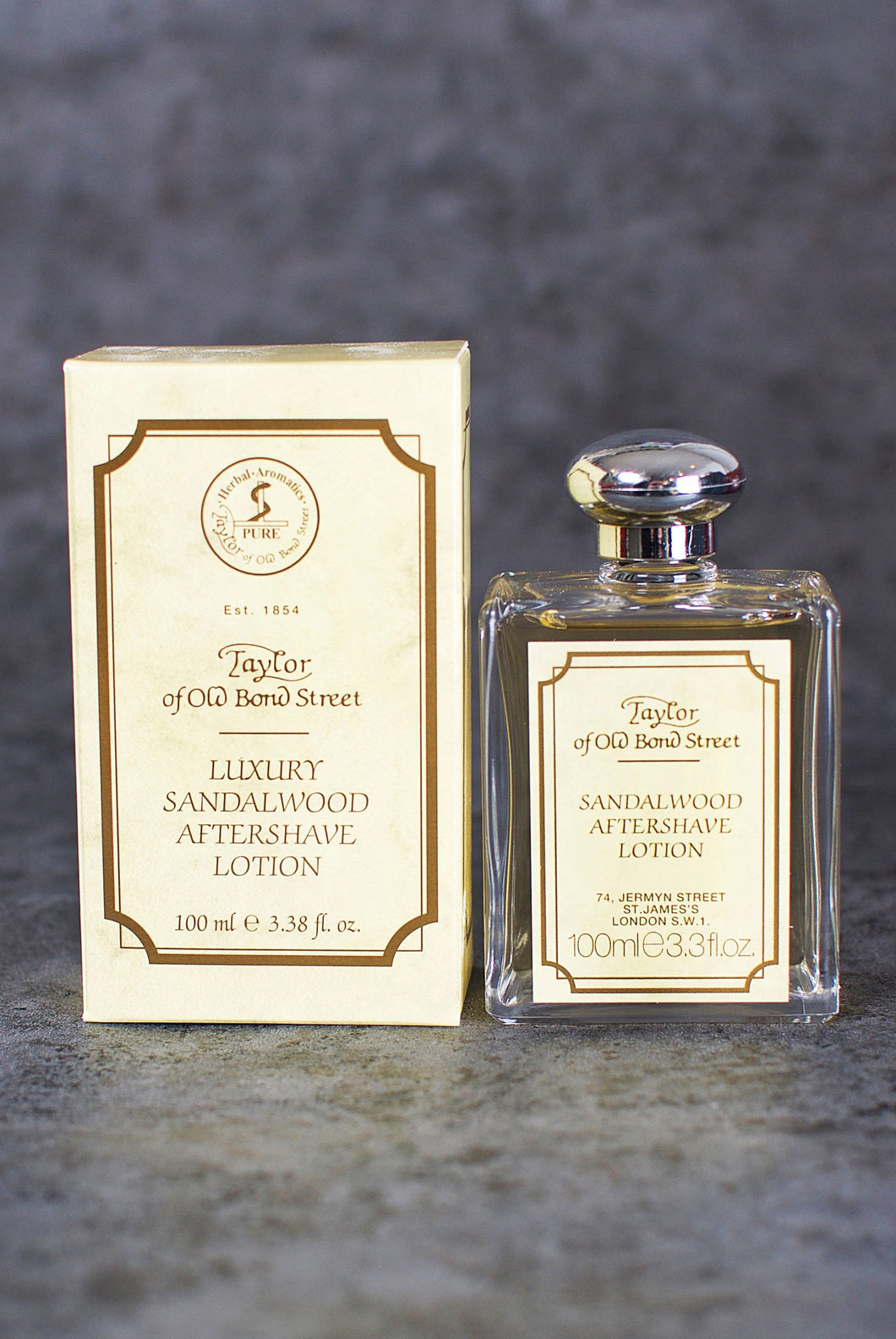 Taylor of Old Bond Street - Aftershave Sandalwood