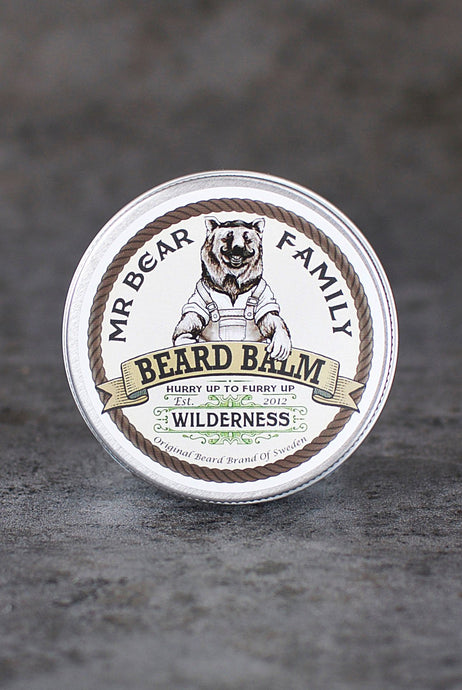 Mr Bear Family - Beard Balm Wilderness