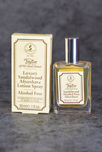 Taylor of Old Bond Street - Aftershave Sandalwood 30ml