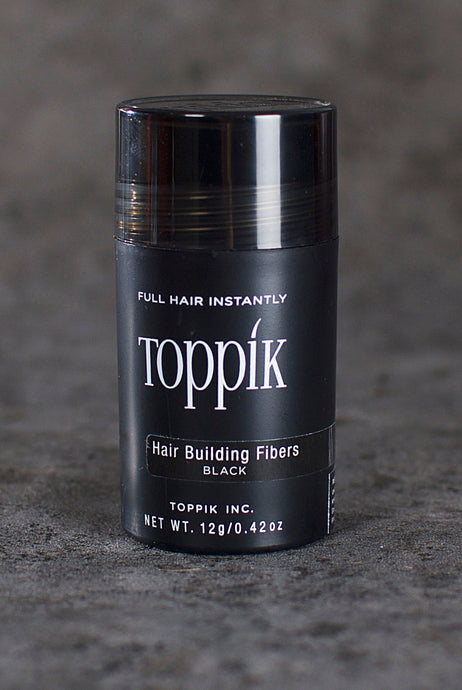 Toppik - Hair Building Fiber Black