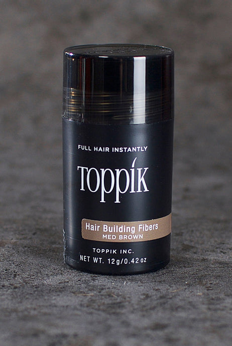 Toppik - Hair Building Fiber Medium Brown