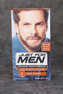 Just For Men - Skäggfärg Natural Ash Brown