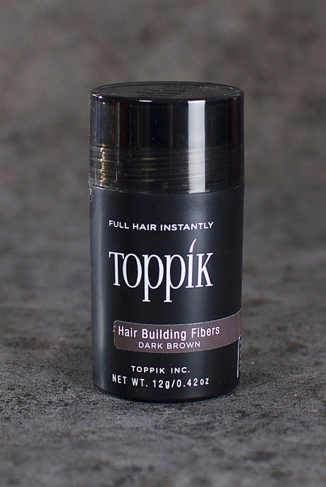 Toppik - Hair Building Fiber Dark Brown