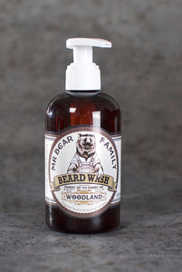 Mr Bear Family -  Beard Wash Woodland