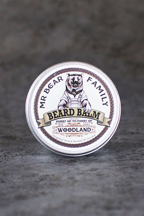 Mr Bear Family -  Beard Balm Woodland
