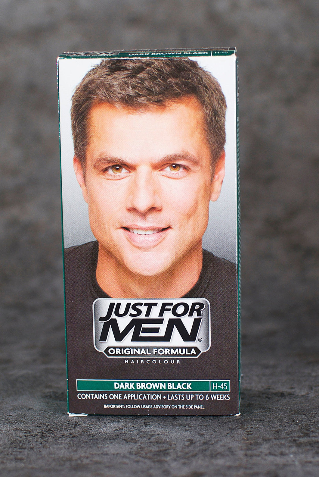 Just For Men - Hårfärg Dark Brown Black