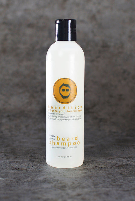 Beardition - Beard Shampoo