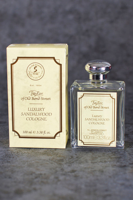 Taylor of Old Bond Street - Eau de Cologne Sandalwood