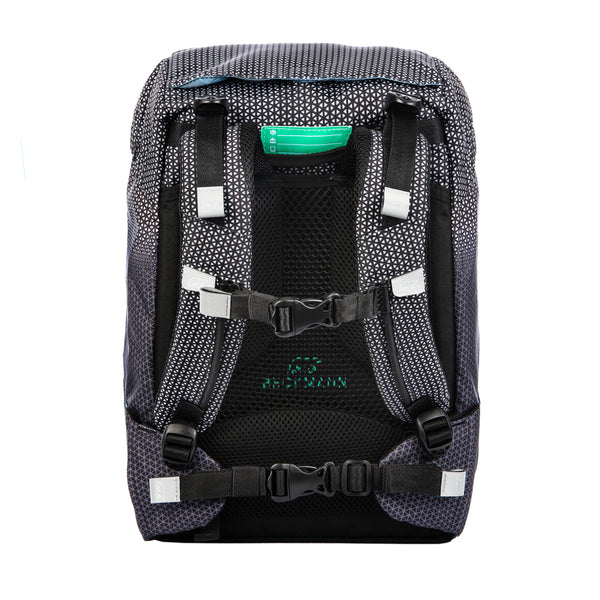 Backpack Black Supercar 22 litre