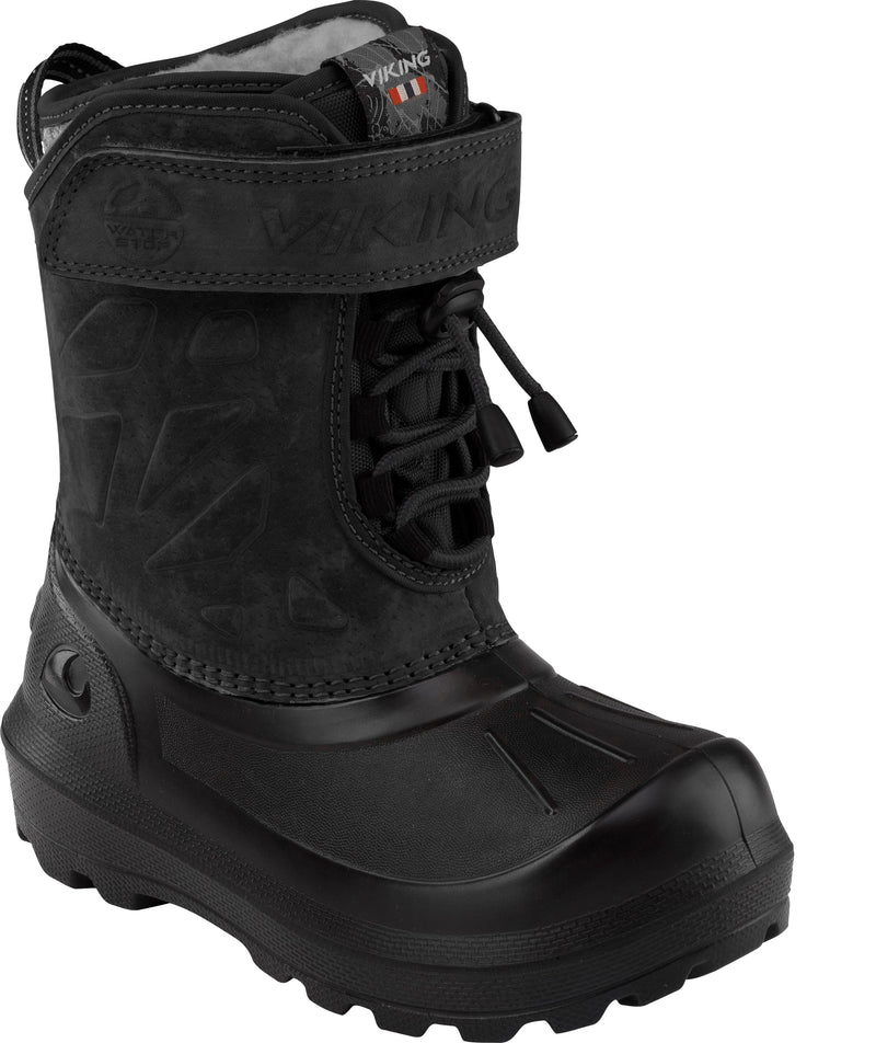 Nordlys Suede Thermo Boot