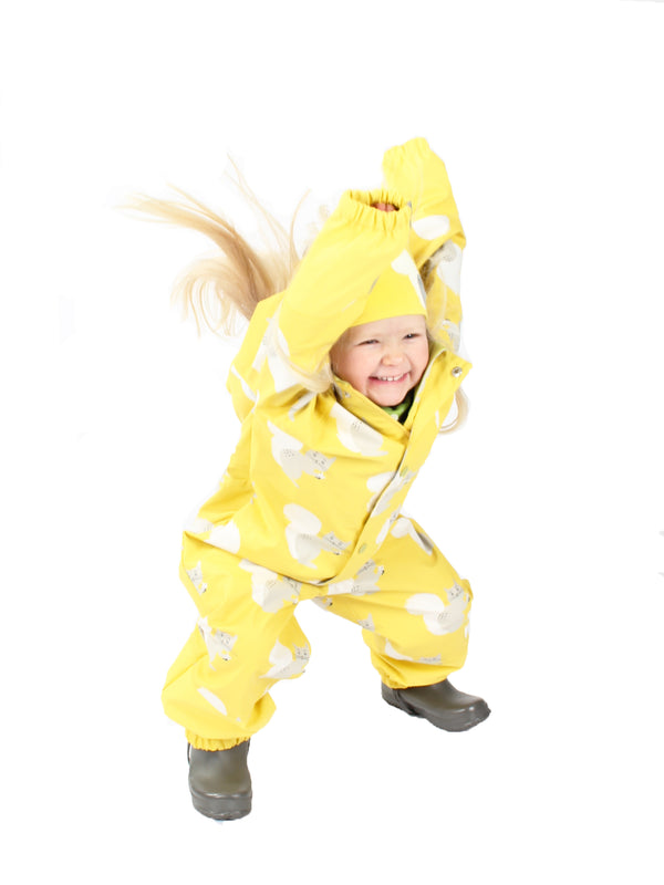 NEW! Garden Winter Rain Suit