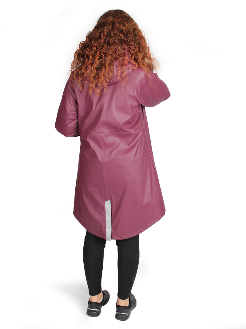 Adult Parkas, Padded rainjacket, Sevilla Vine
