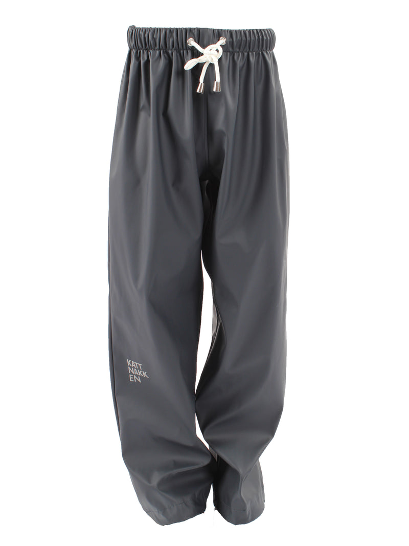 Junior Rain Pants, Black