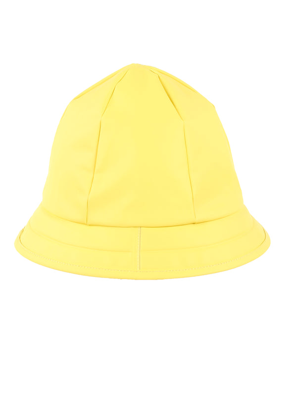 Kids Rain Hat, Yellow