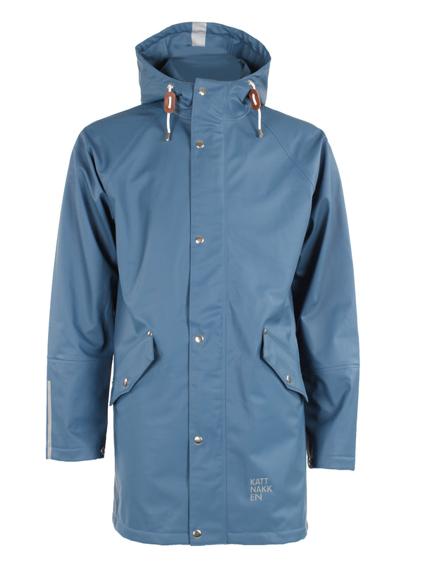 Adult Rain Jacket, Blue