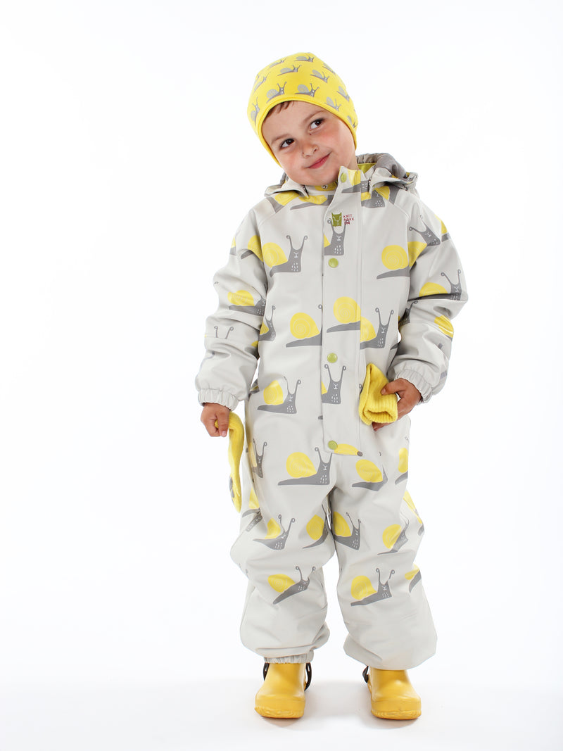Garden Winter Rain Suit