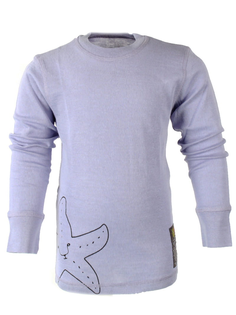 Merino Wool Base Layer, Long Sleeve