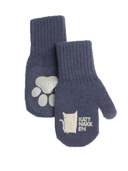 Long Magical Wool Mittens