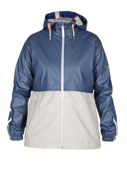 Adult Active jacket, waterproof,  Navy