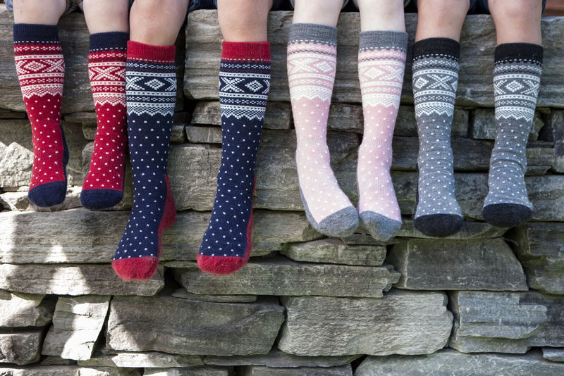 Wool Socks - Kids