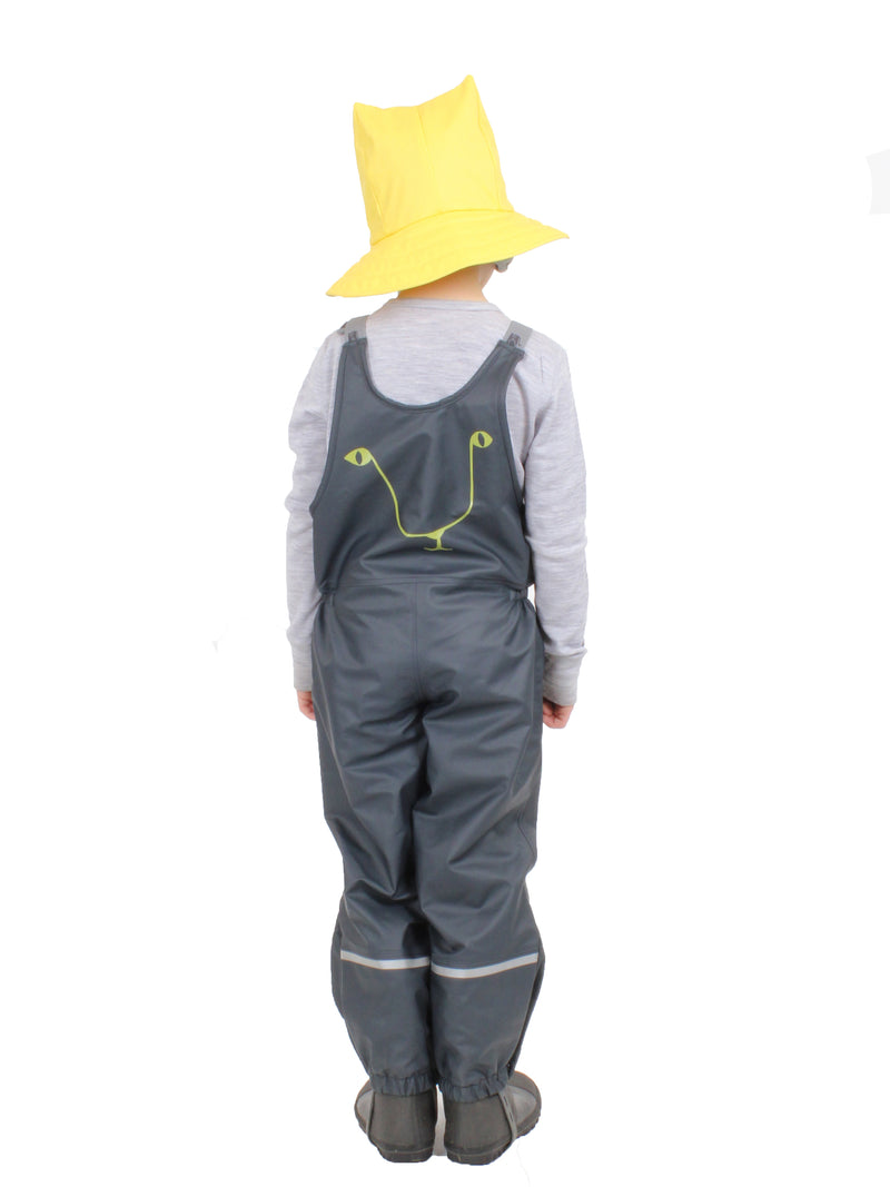 Rain Pants with bib (Pre-order)