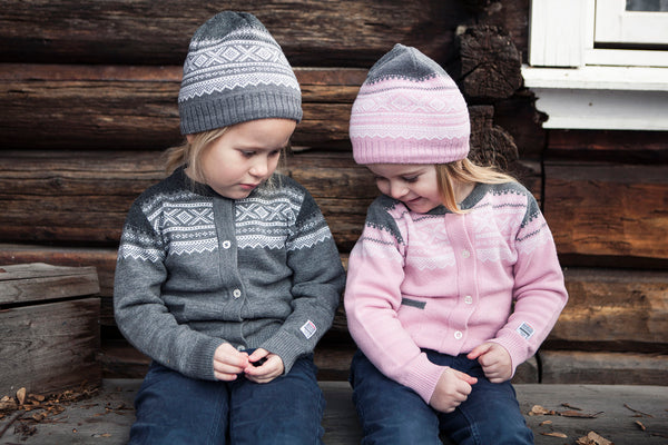 Merino Wool Hat Kids